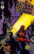 Batman Hellboy Starman 2