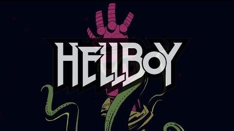 Hellboy animation