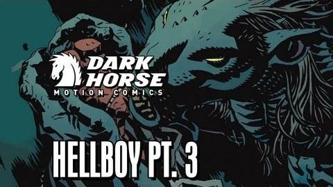 The Undead Army Rises - Dark Horse Comics Hellboy The Fury Part 3