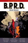 BPRD Trade - Being Human