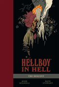Hellboy in Hell Vol 1 (SDCC Hardcover)