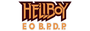 Front Page - Hellboy e o BPDP