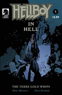 Hellboy in Hell 5