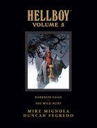 Hellboy Library 5