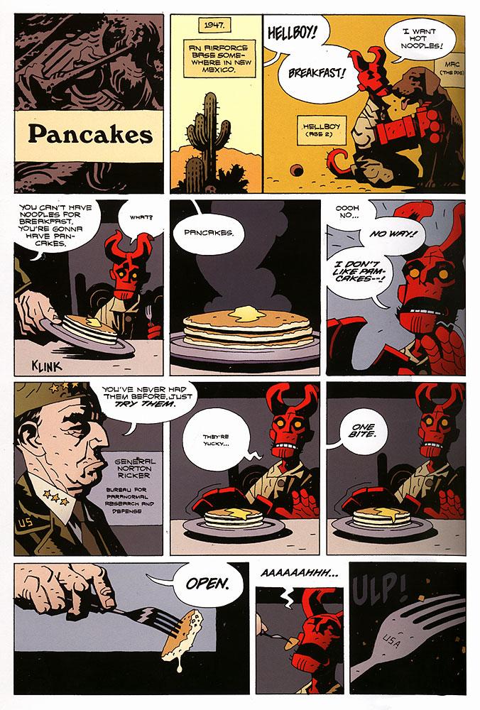 Hellboy (character) | Hellboy Wiki | FANDOM powered by Wikia