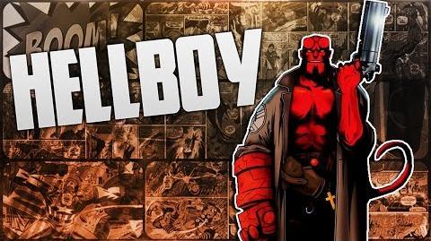 A Origem Do Hellboy