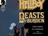 Hellboy / Beasts of Burden: Sacrifice