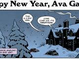 Happy New Year, Ava Galluci