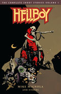 Hellboy Shorts Omni Volume 1