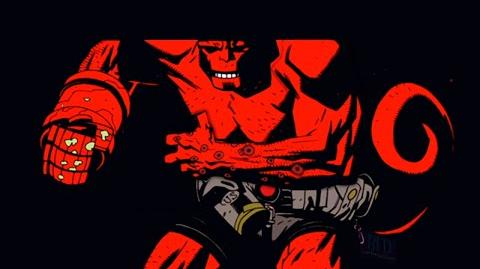 Hellboy Motion Comic by BFD Animation (WIP)