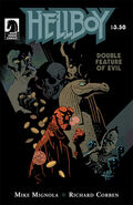 Double Feature of Evil - Mignola
