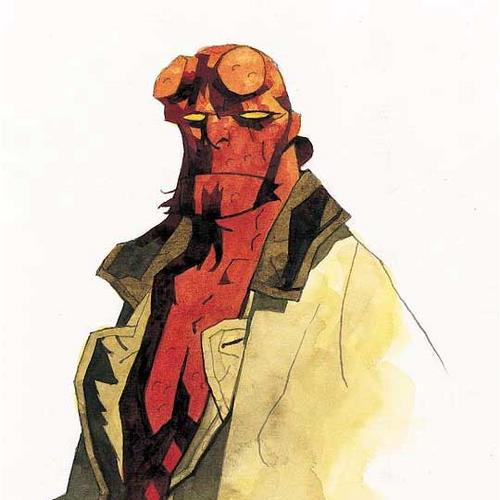 Hellboy Character Hellboy Wiki Fandom