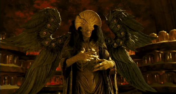 Angel Of Death Hellboy Wiki Fandom Powered By Wikia