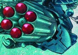 Cordak Blaster