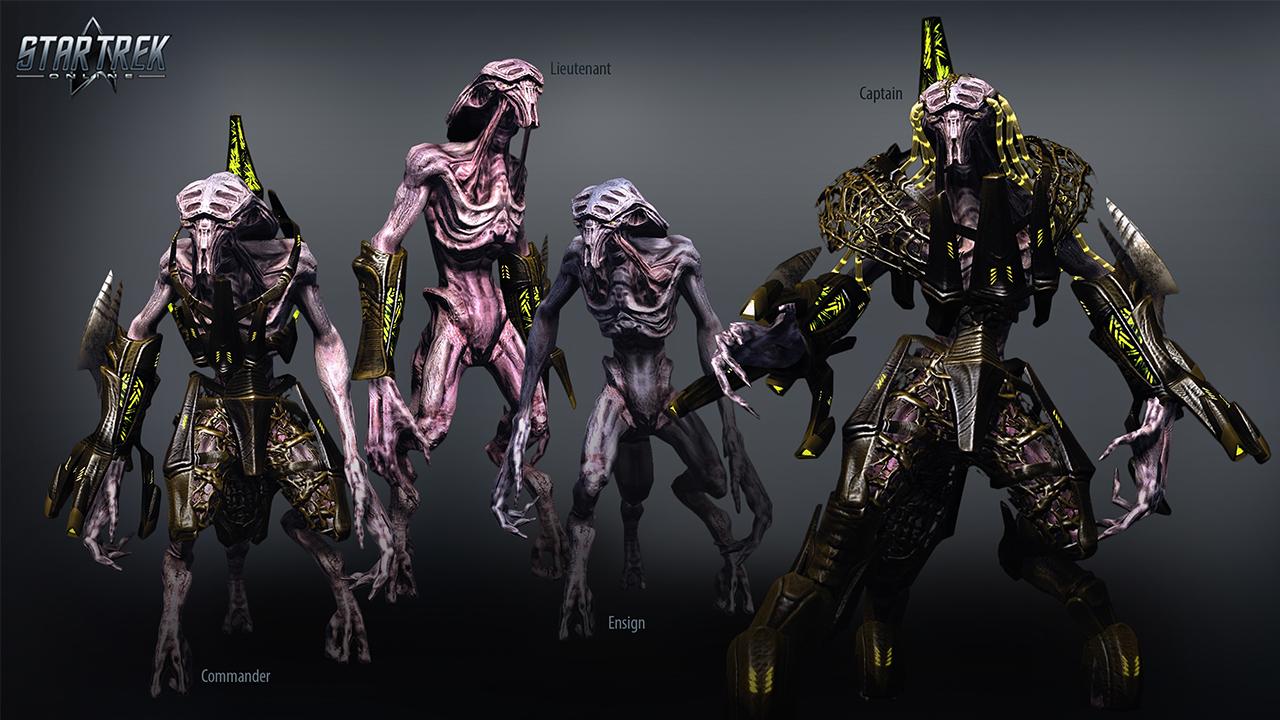 Image result for species 8472