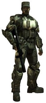 Avery Johnson (Halo) (Infantry Commander)