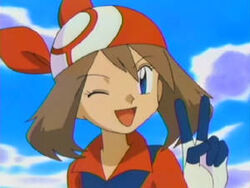 May (Pokemon) (Stealth Commander)