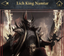 Lich King Namtar