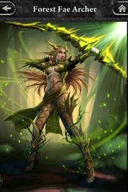 Forest Fae Archer 4