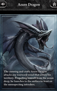 Azure Dragon - Lore