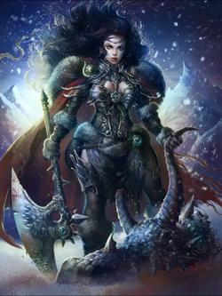 Slayer Ella