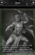 Zeus - Lore