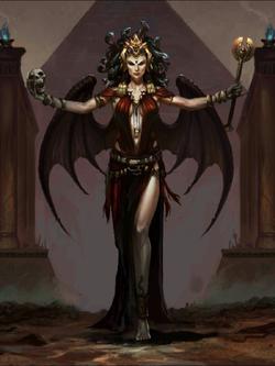 Priestess Uadjit
