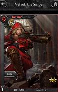 Velvet, the Sniper S2