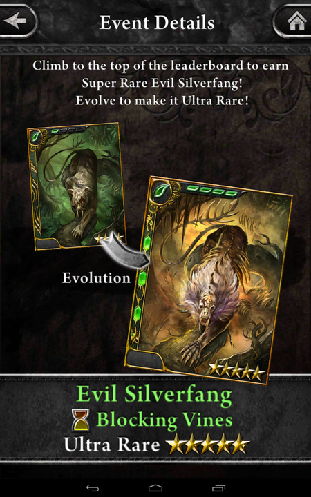 (The Cursed Forest) Rewards 4