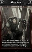 Slayer Senn Lore