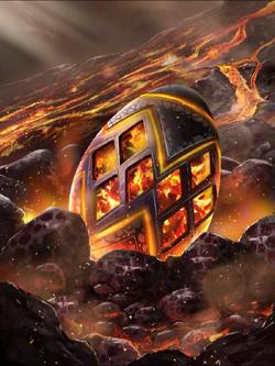 Flame Chimera