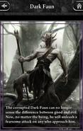 Dark Faun - Lore