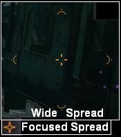 Corssair Spread