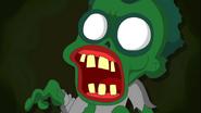 Деформированный Боб-зомби