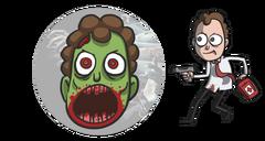 Боб против зомби