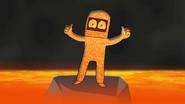 Боб-вулканолог