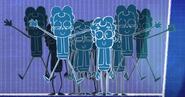Бобы-массовка