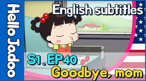 (eng) Hello Jadoo s1 ep40 Goodbye, mom