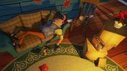Neighbor sleep