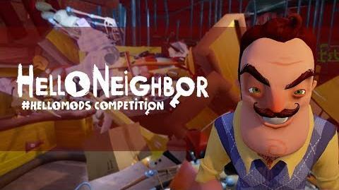 Hello Mods Winners! Hello Neighbor Mod Competition winners