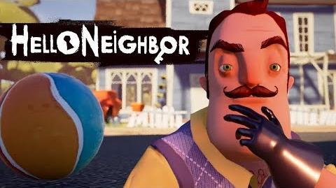 Hello Neighbor Halloween Trailer