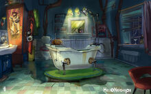 Igor-burlakov-dartgarry-hello-neighbor-bathroom-dartgarry