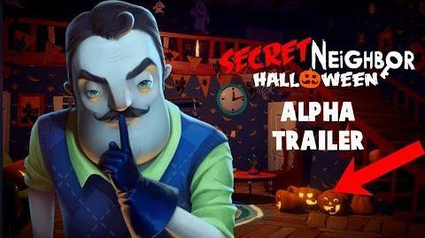 Secret Neighbor Halloween Alpha Trailer-1540151203