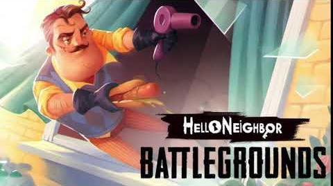 Hello Neighbor Battlegrounds Announce Teaser