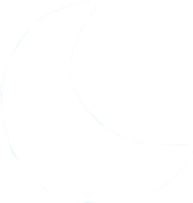 Табличка в виде луны