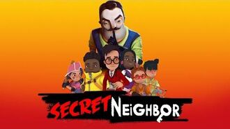 Secret Neighbor - E3 2019 Trailer Hello Neighbor Multiplayer Horror Game