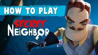 How To Play Secret Neighbor- A Beginner Tutorial