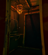 Кабинка лифта в HG