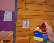 Ключ в комнате с картинами (Бета 3)