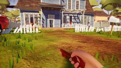 Hello Neighbor Act 1 Gameplay